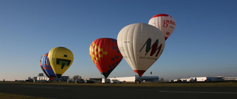 Ballonfahren in Gera-Leumnitz